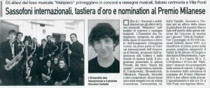 la Prealpina - Merate (Premio G. Milanese 2010)  giu 2010